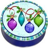 3C Jeweltone Ornaments