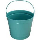 10 Qt Powder Coated Bucket - Robins Egg Blue - 321