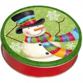 1S Scarf Snowman