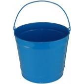 10 Qt Powder Coated Bucket - Sky Blue 320