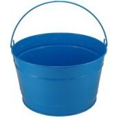 16 Qt Powder Coat Bucket - Sky Blue 320