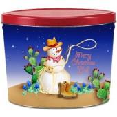 15T Texas Snowman (Western Snowman)