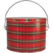 5S Red Plaid