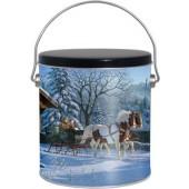 8S Winter Sleigh Ride