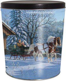 50T Winter Sleigh Ride