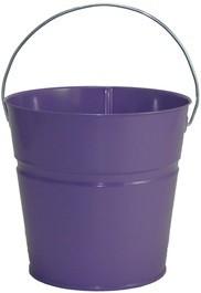 2 Qt Powder Coated Bucket-Purple Radiance - 310