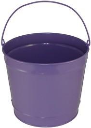 10 Qt Powder Coated Bucket - Purple Radiance 310
