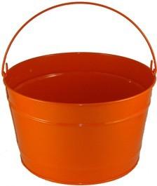 16 Qt Powder Coat Bucket - Orange Peel 319