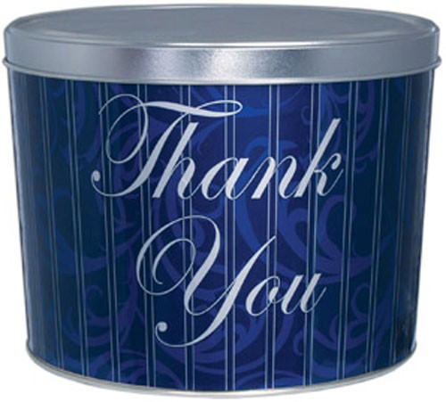 15T Blue Thank You - CLEARANCE