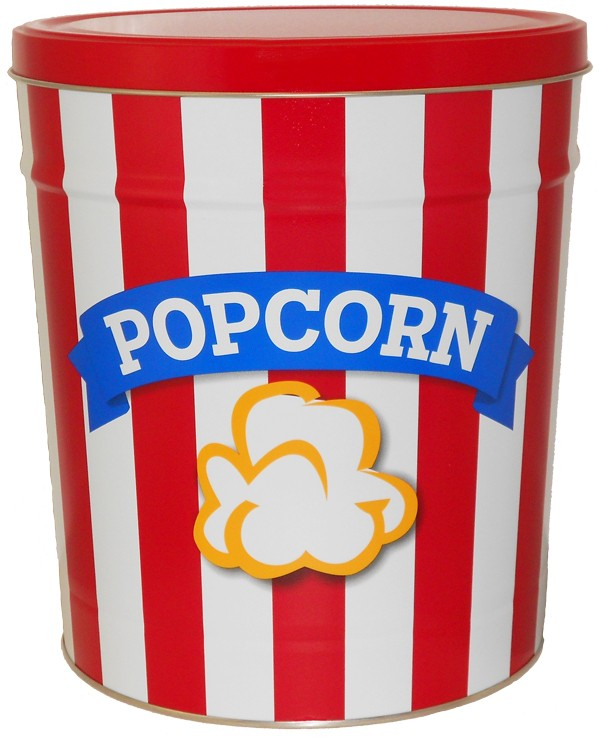 25T Blue Ribbon Popcorn
