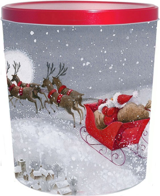 25T Santa's Sleigh