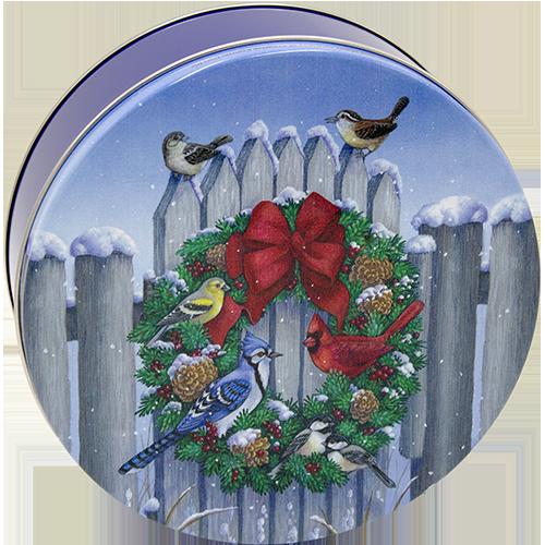 2C Picket Fence Wreath