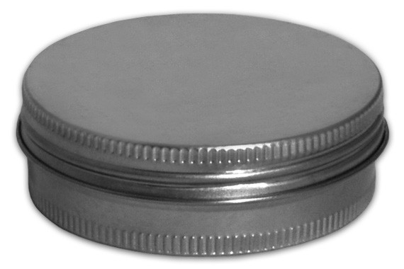 209x014 Screw Top Can Platinum