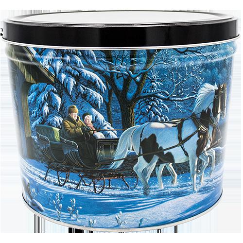 15T Winter Sleigh Ride