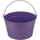16 Qt Powder Coat Bucket - Purple Radiance 310