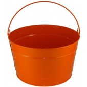 16 Qt Powder Coat Bucket - Orange Peel 319