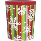 50T Stripes & Snowflakes
