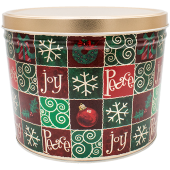 15T Holiday Checkers