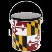8S Maryland Flag