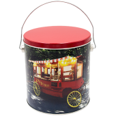 8S Old Tyme Popcorn Wagon