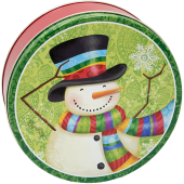 3C Scarf Snowman
