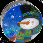 5C Top Hat Snowman
