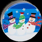 3C Whimsical Snowmen