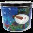 15T Top Hat Snowman