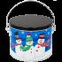 5S Whimsical Snowmen
