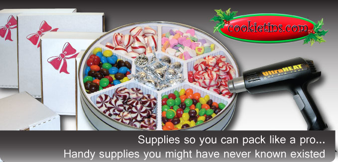Shop online at cookietins.com